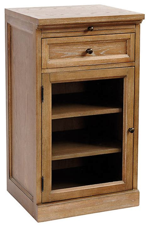 Modular Bar Cabinet Modular Bar Collection Cabinet With Glass Door Base Traditional Wine And Bar