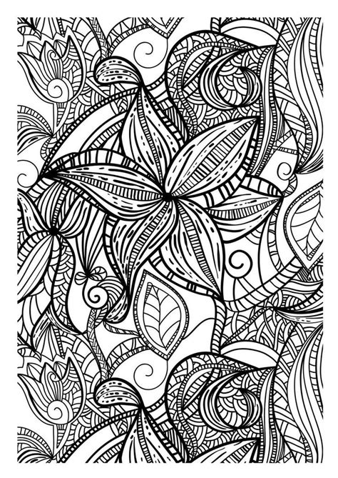coloring therapy anti stress coloring book th 233 rapie 100 coloriages anti stress fr