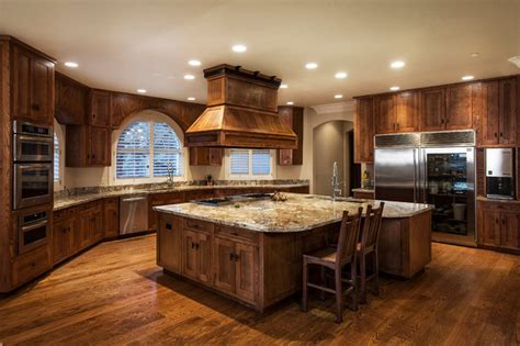 Chateau Kitchen by Mountain Chateau Traditional Kitchen Sacramento By Mountain Concepts