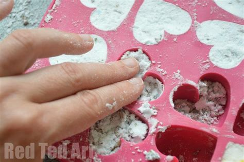 Bath Bomb Recipe   Gifts Kids Can Make   Red Ted Art's Blog