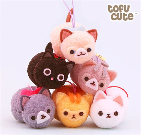 Cute Kitchen Ideas buy genuine amuse tuchineko cat pom pom charm at tofu cute