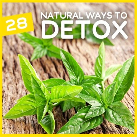 Remedies To Detox From by 28 Ways To Detox Your Naturally Search Home Remedy