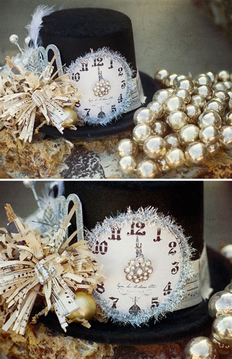 new year ideas 2014 sparkling new year decor ideas
