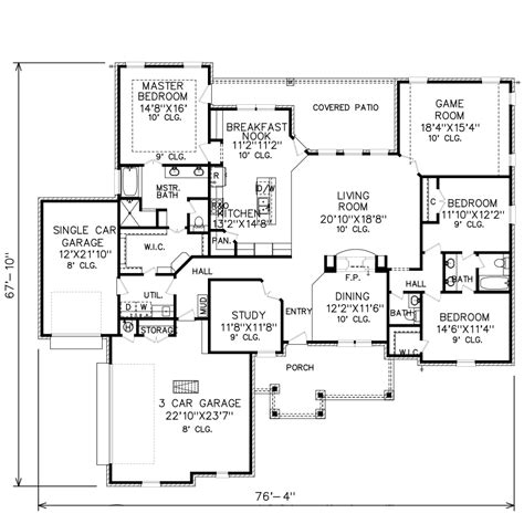 perry homes floor plans perry house plans floor plan 6307 2 c 2017