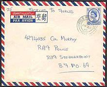 history of the army postal service