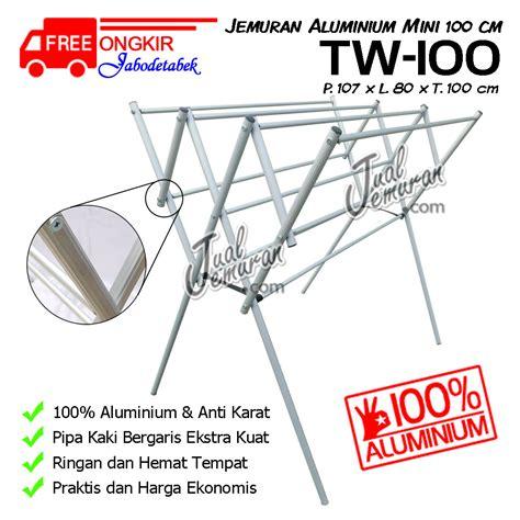 Rak Aluminium Per Meter jemuran baju rak handuk rak sepatu tangga aluminium