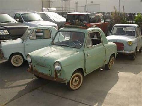 Vespa 400 Car For Sale by Three Car Lot 1960 Vespa 400 Microcars Bring A Trailer