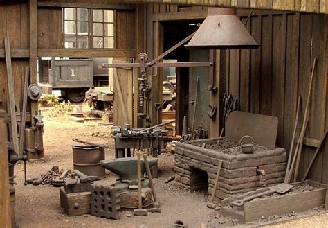 Room Layout Tools photo blacksmith shop doane valley shops logging
