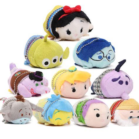 aliexpress buy 3 5 quot 10pcs mini tsum tsum plush doll screen cleaner plush