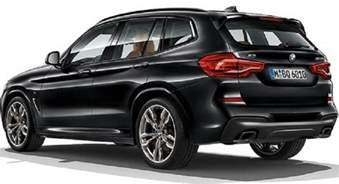 Bmw X3 Price New Bmw X3 2018 India Launch Price Specs Images