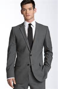 what color suit for hugo aikonen grey stretch wool suit 1 5 year project