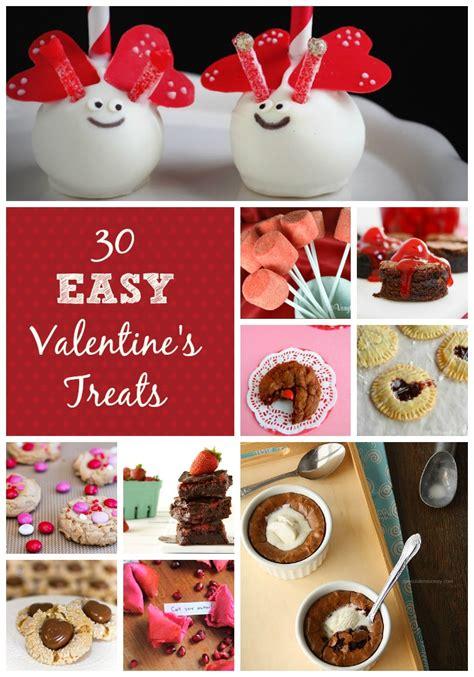 easy valentines desserts 30 easy s day desserts