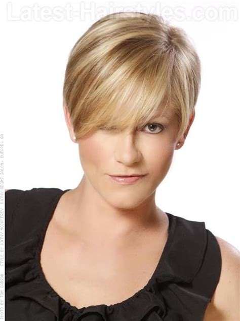 hairstyles for women over 50 with a heart shaped face short hair styles for women over 50 20 really cute short