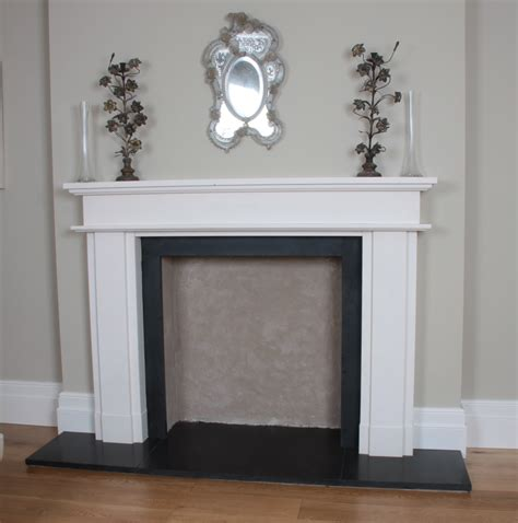 White Fireplace Hearth tiles fireplaces granite worktops table tops