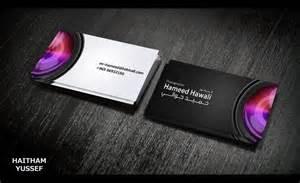business card ideas for photographers cart 245 es de visitas para fot 243 grafos assuntos criativos