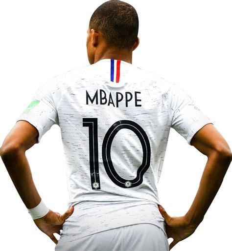 kylian mbappe jersey kylian mbappe png white jersey france world cup