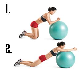 stability roll outs stretch out your and build flat abs they also