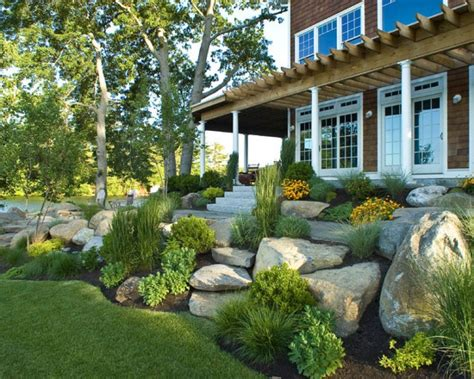 rock garden design plans 31 amazing front yard landscaping designs and ideas