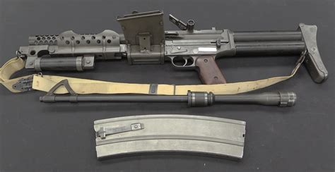 light machine ria m1944e1 m1945 johnson light machine gun forgotten