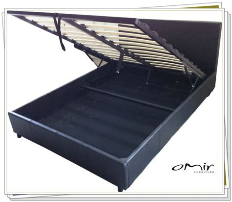 Hydraulic Lift Storage Bed by Hydraulic Lift Up Storage Bed Bedroom Sets In Malaysia