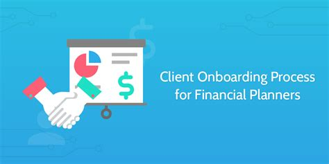 client onboarding  financial planners process street