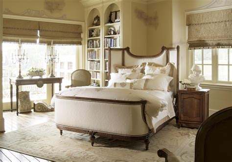 interior design trends romantic and ornate bedroom