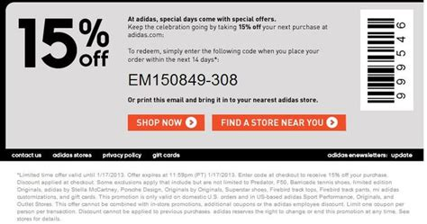 adidas promo code for shoes style guru fashion glitz style unplugged
