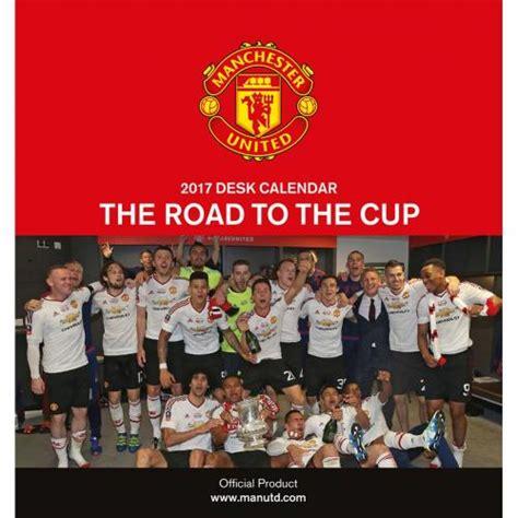 Calendario Manchester Calendario 2017 Manchester United F C De Escritorio Por