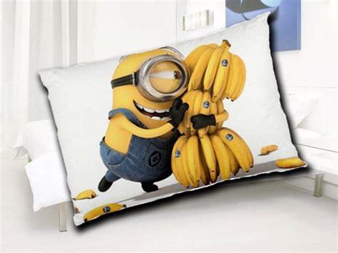 minion pillow bed pillow case despicable me 2 single minion banana pillow