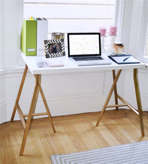 ikea table top hack a simple ikea hack desk