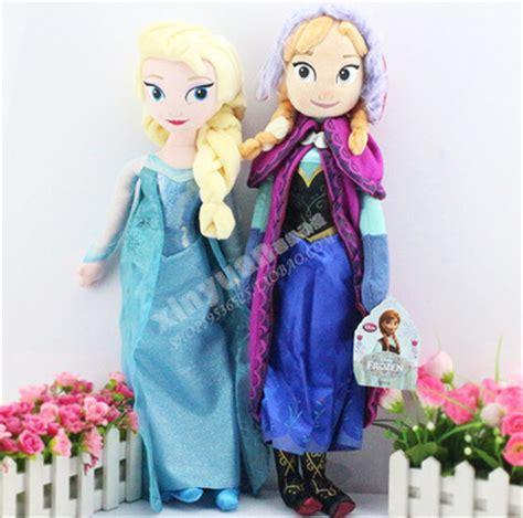 Boneka Elsa Frozen Disney Original 50 Cm disney toys 50cm elsa princess toys for gilrs kid dolls frozen cheap juguetes