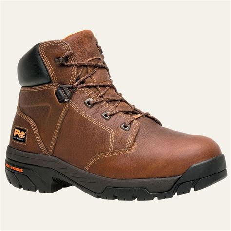 work boots for timberland timberland pro boots mens helix 6 quot soft toe waterproof