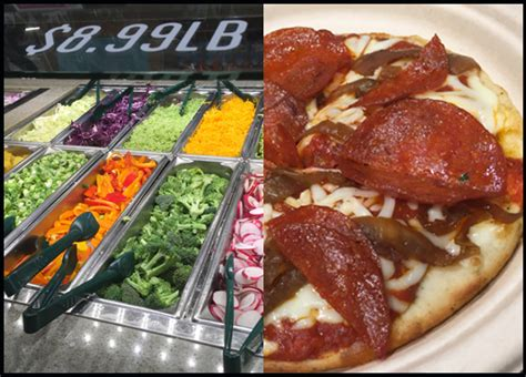 gluten free buffet menu whole foods market s lunch buffets wednesday discounts