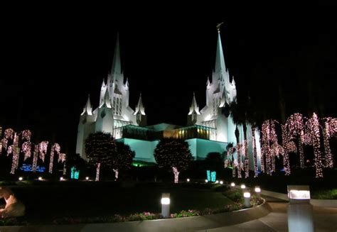 san diego ca lds temple la jolla ca picture of san