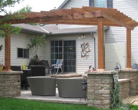 pergola post design craftsman style pergola design home design ideas