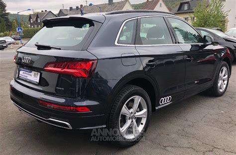 Audi Q5 3 0 S Line by Audi Q5 3 0 Tdi 286 Quattro S Line 02 2018 Noir M 233 Tal