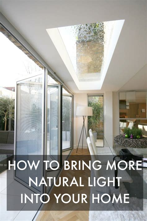 natural light in homes how to bring more natural light into your home love chic