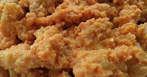 membuat telur asin ayam negeri resep ayam crispi saus telur asin oleh mawaddah cookpad
