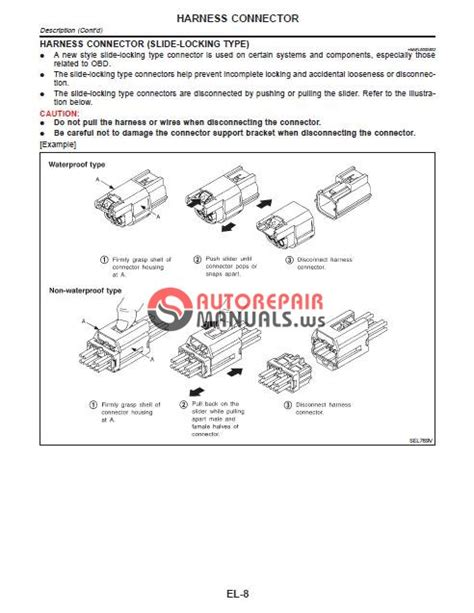 Nissan Pathfinder 2004 2007 Approved Auto Repair Manual
