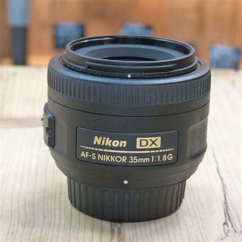 Nikon Af S Dx 35mm F1 8 G by Used Nikon Af S 35mm F1 8 G Dx Lens Harrison Cameras