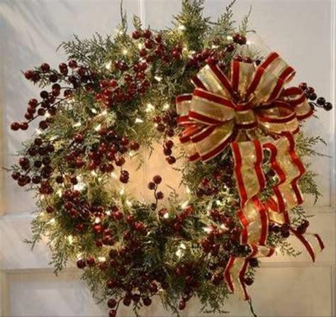mailbox weihnachtsdekoration weihnachtsgestecke selber machen dekorativ band navidad
