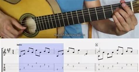 video tutorial main gitar untuk pemula cara membaca tab gitar untuk pemula tutorial gitar lengkap