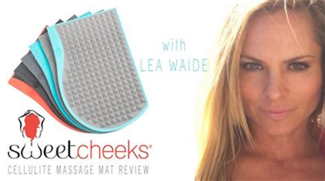 Come Here Sweet Cheeks Product by Sweetcheeks Products Inc Cellulite Mats