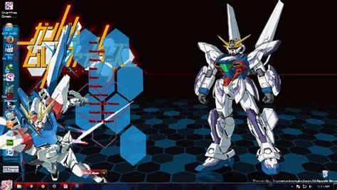 gundam wallpaper for windows 7 theme win 7 gundam build fighter theme anime windows