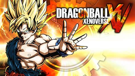 dragon ball ps3 wallpaper dragon ball xenoverse free download crohasit download