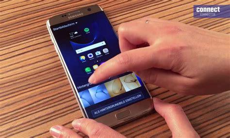 wallpaper android einstellen android hintergrundbild 228 ndern auf samsung galaxy s7 edge