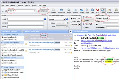 Find By Mail Search Emails Email Archives