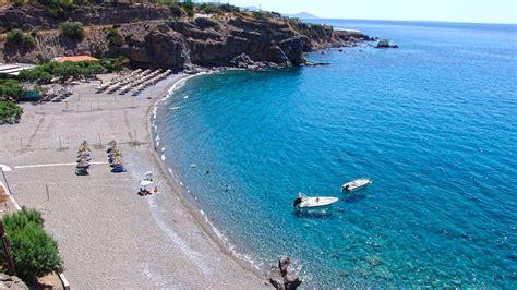 achlia beach cretan gardeneu