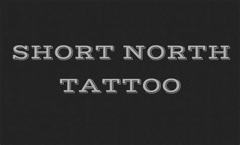 short north tattoo columbus ohio