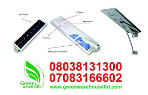 Pju Solar 12 Watt All In One Integrated integrated all in one solar light 12 watt 20 watt 30 watt technology market nigeria